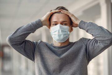Coronavirus: quando le mascherine perdono l'efficacia