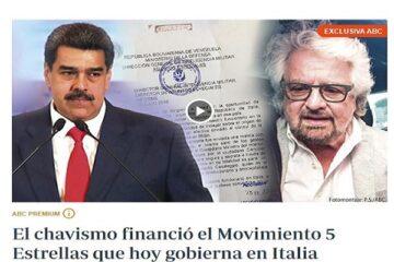 Fondi di Chavez al M5S: il testo in italiano del documento