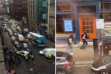 Attacco in hotel a Glasgow, vittime