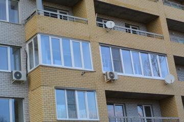 Proprietà balcone incassato