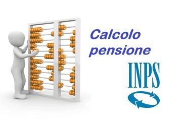 Calcolo della pensione: simulazione