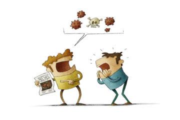Coronavirus: «Inequivocabile crollo dei malati con sintomi»