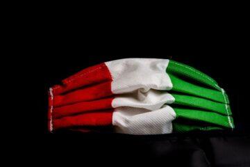 Ecco lo studio su quanti italiani portano la mascherina