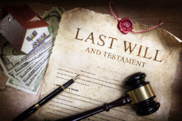 Falsità testamento olografo: ultime sentenze