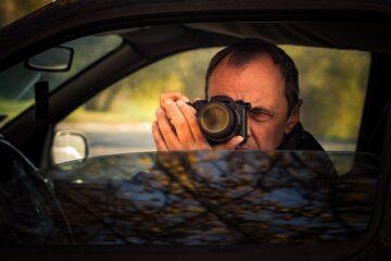 Fotografare in un luogo privato aperto al pubblico