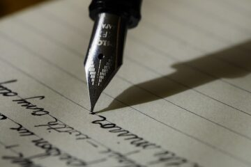 Come fare una perizia calligrafica?