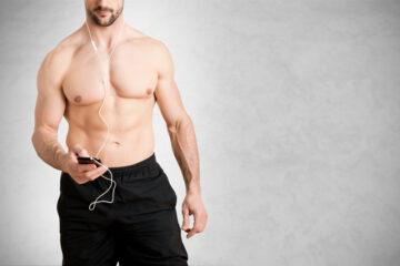Jogging a petto nudo: è possibile?