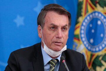 Coronavirus: il presidente brasiliano Bolsonaro positivo