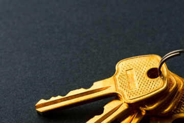 Smarrimento chiavi casa in affitto