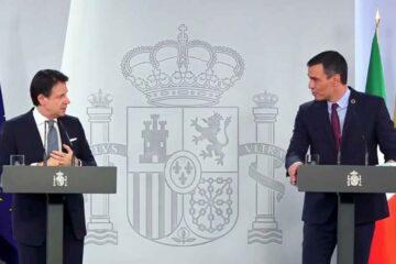 Mes e fondi Ue, cosa ha detto Conte in Spagna