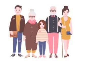 Nipote a carico del nonno pensionato
