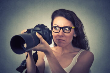 Fotografare persone in un locale