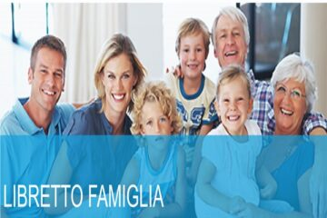 Libretto di famiglia: come funziona?
