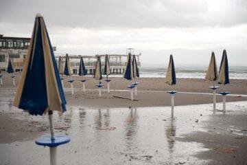 Vacanze: arriva l'assicurazione contro la pioggia