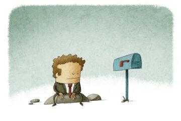 Si può rendere pubblica una mail privata?