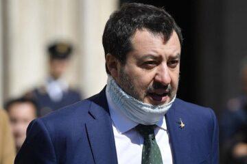 Salvini come Trump: la retromarcia sulle mascherine