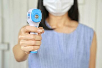 La febbre da calura che inganna il termoscanner