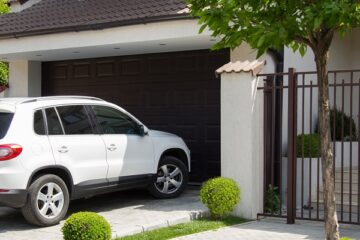 Box auto in casa ristrutturata: nuova detrazione del 50%