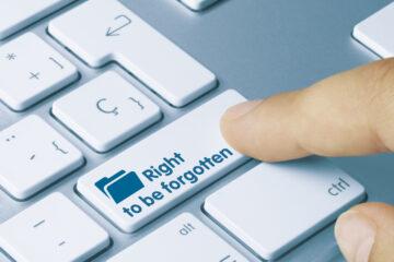 I tuoi dati nel web: quando chiedere diritto all'oblio