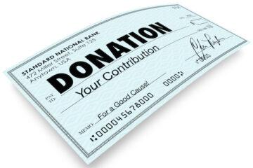 Piccole donazioni: si paga l'imposta?
