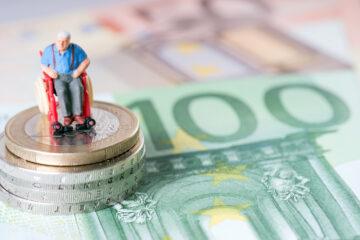 Aumento pensione d'invalidità e reddito di cittadinanza