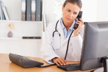 Visita medica al telefono: niente Iva