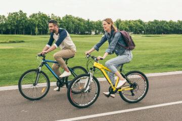 Andare in bici: 5 regole per i ciclisti