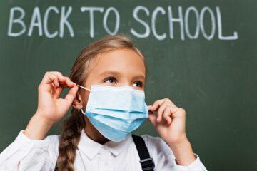 Scuola: novità sulle mascherine