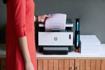 Come funzionano le stampanti senza toner e senza cartucce