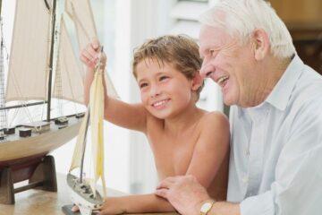 Vietato allontanare i figli dai nonni