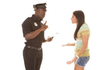 L'errore più grande che puoi fare quando parli con un poliziotto