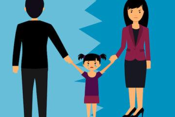 Covid e genitori separati: ok alle visite ai figli