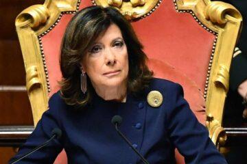 Covid: la presidente del Senato bacchetta il Governo