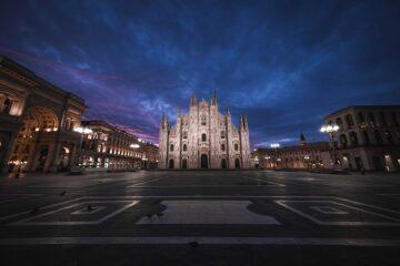Covid: chiesto lockdown per Milano e Napoli
