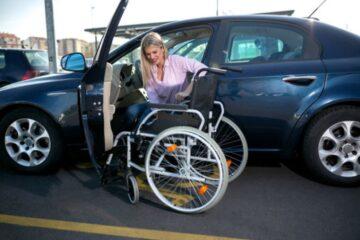 Invalidità civile auto