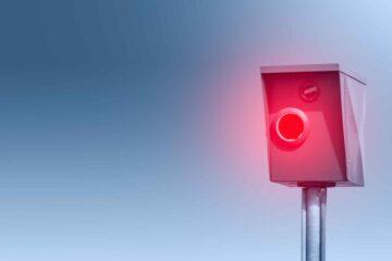 Autovelox su un viale: quando non pagare la multa?