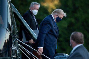 Trump ricoverato per il Covid: giallo sulla sua salute