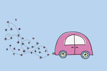 Si può sequestrare l'auto di proprietà di un'altra persona?