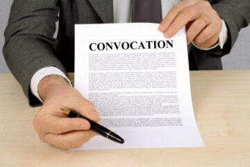 Condominio: avviso di convocazione assemblea