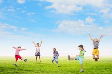 Si può vietare il gioco dei bambini nel cortile?