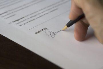 Firma garante finanziamento auto