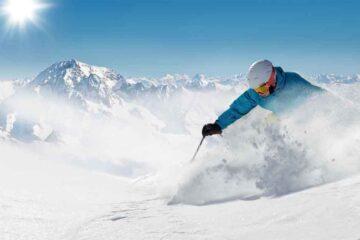 Covid: dove si può sciare a Natale