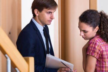 Come comportarsi se l'inquilino non paga l'affitto?