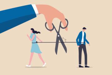 Divorzio e separazione con la negoziazione assistita: quali costi?
