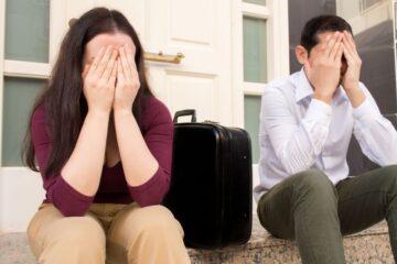 Una coppia di disoccupati può essere sfrattata?
