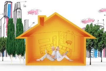 Esenzione Imu per case contigue: a chi spetta