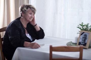 Cosa spetta alla moglie dopo la morte del marito?
