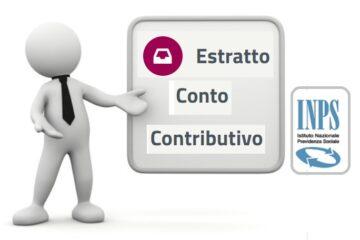 Come richiedere estratto contributivo?