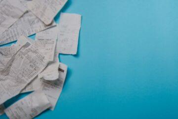 Lotteria degli scontrini: quali spese non rientrano?