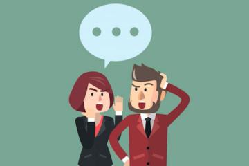 Parlare male di un collega è reato?
